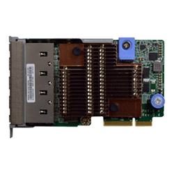 Adattatore di rete Lenovo - Thinksystem - adattatore di rete - lan-on-motherboard (lom) 7zt7a00549