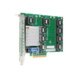 Hard disk interno Hewlett Packard Enterprise - Hpe 12gb dl560 sas expander