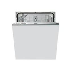 Lave-vaisselle encastrable Hotpoint Ariston ELTB 4B019 EU - Lave-vaisselle - intégrable - largeur : 59.5 cm - profondeur : 57 cm - hauteur : 82 cm