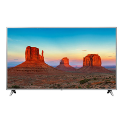 TV LED LG - Smart 86UK6500 Ultra HD 4K HDR