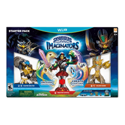 Videogioco Activision - Skylanders Imaginators Starter Pack WiiU Wii u
