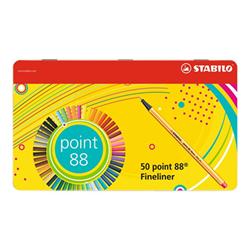 Penna Stabilo - Point 88 - penna a punta sottile 8850-6