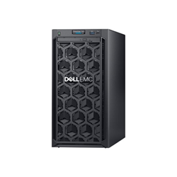 Server Dell Technologies - Dell emc poweredge t140 - mt - xeon e-2124 3.3 ghz - 8 gb - 1 tb 8t0r6
