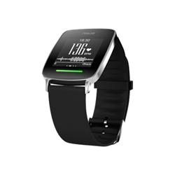 Smartwatch Asus - Vivowatch sistema di monitoraggio attività con cinturino - nero 90hc0061-m00h00