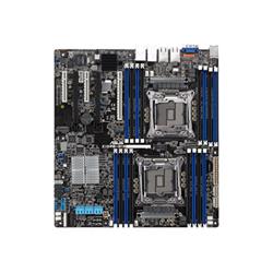 Motherboard Asus - Asus dual 2011-v3 z10pe-d16/4l serv