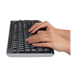 Tastiera Wireless keyboard k270 tastiera tedesco 920 003052