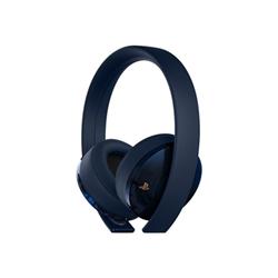 Cuffie con microfono Sony - Ps4 gold wireless headset 500m