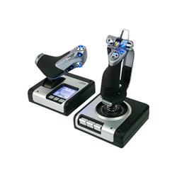 Controller Logitech - X52 flight control system