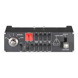 Controller Logitech - Pro flight switch panel
