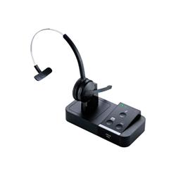 Jabra PRO 9450 - Casque - convertible - sans fil - DECT - Suppresseur de bruit actif