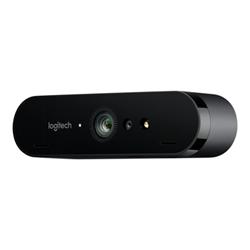 Webcam Logitech - Brio stream - telecamera per lo streaming dal vivo 960-001194