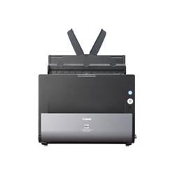 Scanner Canon imageFORMULA DR-C225W - Scanner de documents - Recto-verso - 216 x 3000 mm - 600 ppp x 600 ppp - jusqu'à 25 ppm (mono) / jusqu'à 25 ppm (couleur) - Chargeur automatique de documents (30 feuilles) - jusqu'à 1500 pages par jour - USB 2.0, Wi-Fi(n)