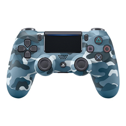 Controller Sony - PS4 Dualshock 4 Wireless Blue Camouflage