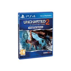 Videogioco Sony - Uncharted 2: il covo dei ladri remastered Ps4