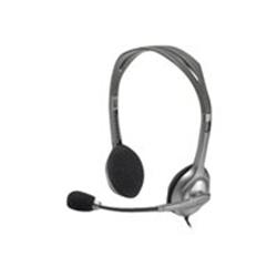 Logitech Stereo H111 - Casque - sur-oreille