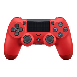 Controller Sony - Dualshock 4 V2 Magma Red Wireless PS4