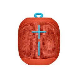 Speaker wireless Logitech - Ue wonderboom - fireball red
