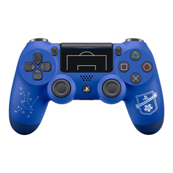 Controller Sony - Dualshock 4 V2 Blue Wireless Champions League Ed.