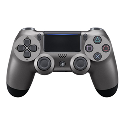 Controller Sony - PS4 Dualshock 4 Wireless Steel Black