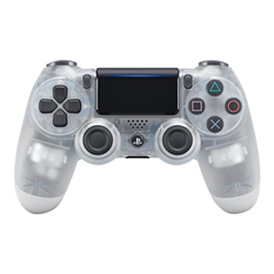Controller Sony - Dualshock 4 V2 Crystal Wireless PS4