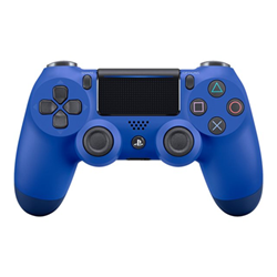 Controller Sony - Dualshock 4 V2 Wave Blue Wireless PS4