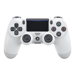 Controller Sony - Dualshock 4 V2 Glacier White Wireless PS4