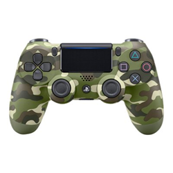 Controller Sony - Dualshock 4 V2 Green Camouflage Wireless PS4