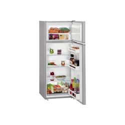 Frigorifero LIEBHERR - Comfort ctpsl 2521 - frigorifero/congelatore - freezer superiore 998991100