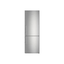 Frigorifero LIEBHERR - CBNef 5715 BioFresh NoFrost Combinato Classe A+++ 70 cm Argento