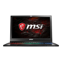 Notebook MSI - Gs63vr 7rf-682it/i7 16g 256/2t 15.6