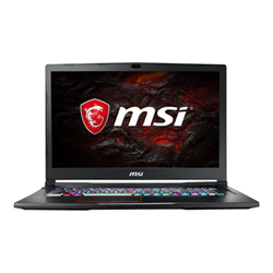 Notebook Gaming MSI - Ge73vr7re-260it/i7 16g 256g 1t 17 3