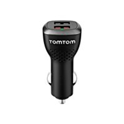 Tom Tom - Tomtom high-speed dual charger - adattatore alimentazione per auto 9ujc_001_01