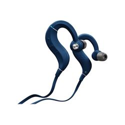 Auricolari con microfono Denon - Sport AH-C160W Blu Bluetooth