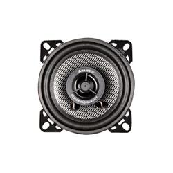 Image of Casse acustiche AP205 per autoradio 2 vie coni 4'' Nero