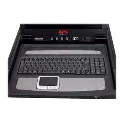 """Rack mount APC - Lcd console - console kvm - 17"""" ap5717g"""