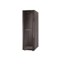 Armadio rack APC - Netshelter sx colocation 2 x 20u enclosure with sides rack - 42u ar3200