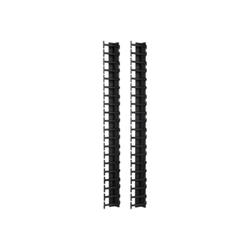 APC - Pannello di gestione cavi rack - 42u ar7721
