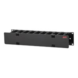 APC - Horizontal cable manager single-sided with cover kit gestione cavo rack ar8600a