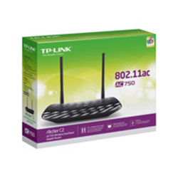Router TP-LINK - Router gigabit wireless ac750