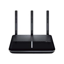 Router TP-LINK - Router wireless - modem dsl - 802.11a/b/g/n/ac - desktop archer vr600v