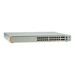Switch Allied Telesis - Gigabit edge switch with 24 ports