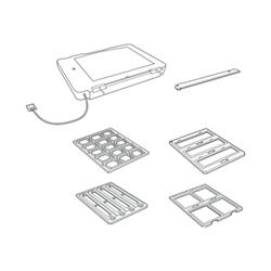 Scanner Epson - Adattatore lucidi per scanner b12b819221