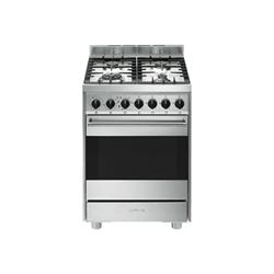 B6gmxi9 - Cucina a gas Smeg - Monclick - B6GMXI9