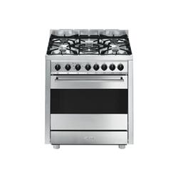 B7GMXI9 - Cucina a gas Smeg - Monclick - B7GMXI9