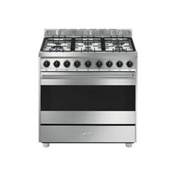 B9gmxi9 - Cucina a gas Smeg - Monclick - B9GMXI9