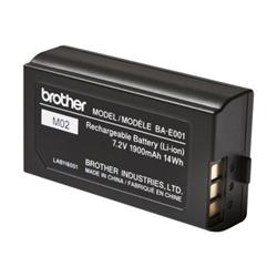 Etichettatrice Brother - Batteria li-ion ric pt-h300 pt-h500