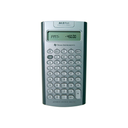 Calcolatrice Texas Instruments - Ba ii plus professional