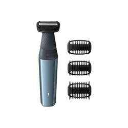 Image of Depilatore uomo BG3015 Bodygroom Series 3000 Senza cavo Autonomia 50 min Waterproof
