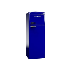 Frigorifero Bompani - BODP268/B Doppia porta Classe A+ 60 cm Navy blue