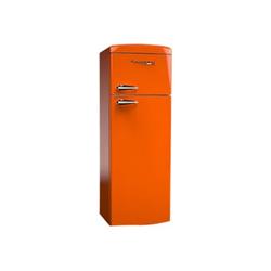 Frigorifero Bompani - BODP281/A Doppia porta Classe A+ 60 cm Arancione